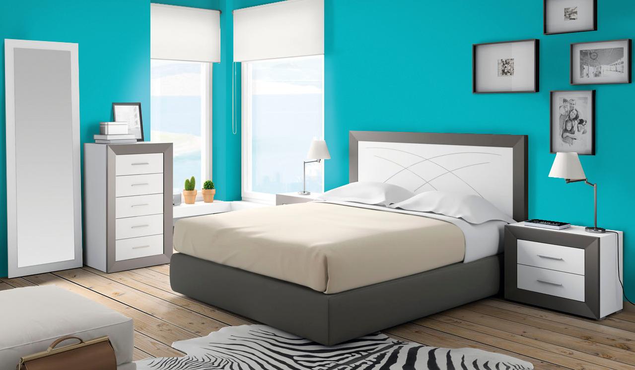 Dormitorios - Pinturas ANYPSA