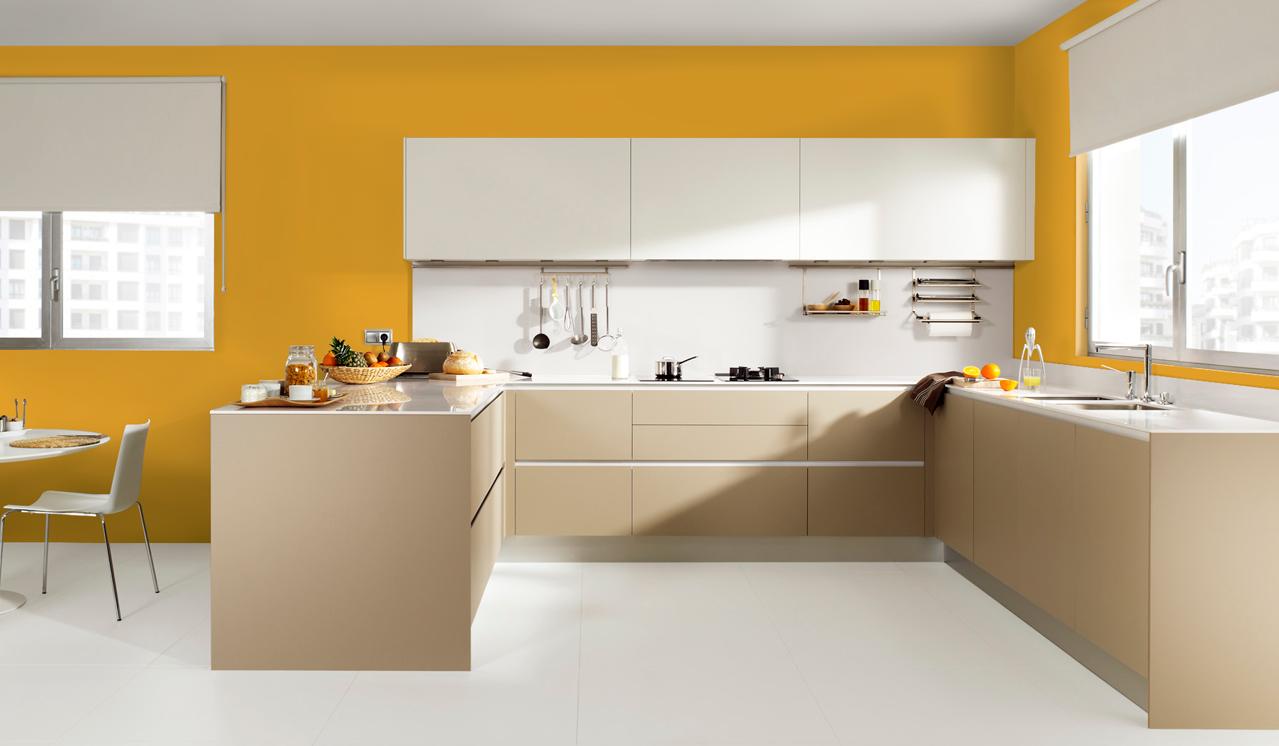 Cocinas pinturas anypsa for Colores para cocina comedor